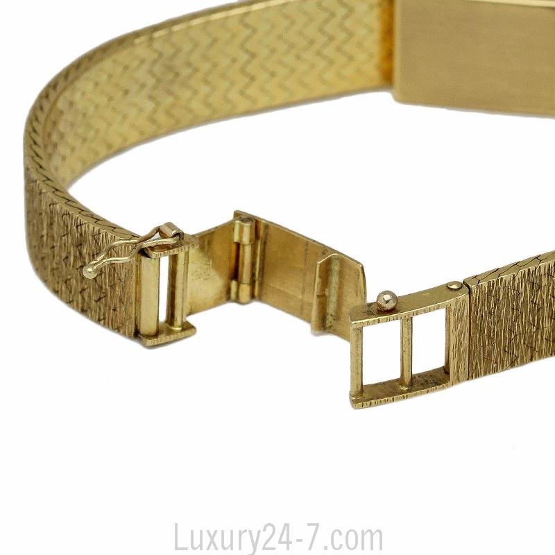 Rolex Wrist Watch Gold